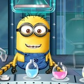 Игра Гадкия Я и Миньоны: Лаборатория