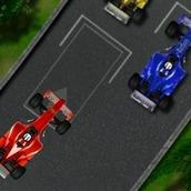 Игра Припаркуй Формулу 1