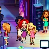 Игра Анджела в баре