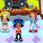 Игра Танцы хип хоп для деовчек
