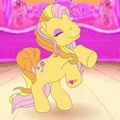 Игра Пони Танцы для девочек