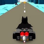 Игра Лего Бэтмен 2: Гонки