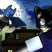 Игра Погоня за Женщиной-кошкой: Лего Бэтмен