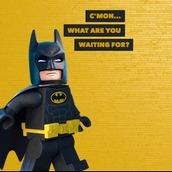Игра Лего Бэтмен Фильм: создай сельфи