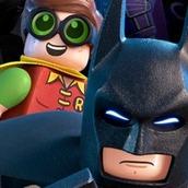 Игра Собери своего героя: Лего Бэтмен