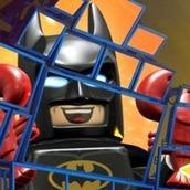 Игра Готовим лобстеров: Лего Бэтмен