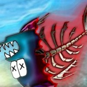 Игра Злые голодные рыбы