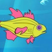 Игра Рыбки пищевая цепочка
