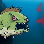 Игра Рыба ест рыбу 1