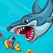 Игра Акула на коралловом рифе