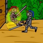 Игра Турнир рыцарей на двоих