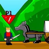 Игра Короли-бандиты на двоих