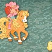 Игра Девочка и пони на ранчо