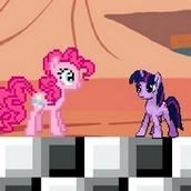Игра Бродилка пони Дружба это чудо для девочек