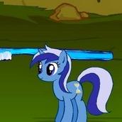 Игра Бродилка Пони с Зубной щёткой 3