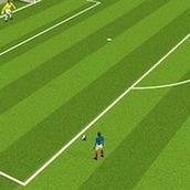 Игра Пенальти на кубке Европы по футболу