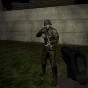 Игра Cлендермен оружие нацистов