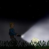 Игра Слендермен 2д бродилка