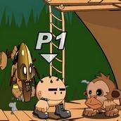 Игра Битвы Хаоса 2 на двоих