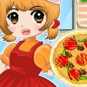 Игра Приготовь Настоящую пиццу