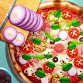 Игра Симулятор готовки пиццы