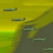 Военная леталка на выживание