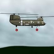 Игра Вертолёт поддержка