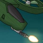 Игра Вертолёт война беспилотников