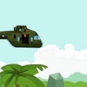 Игра Вертолёт миссия спасение