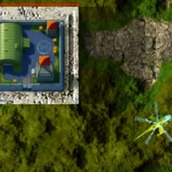 Игра Вертолёт защита базы