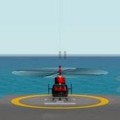 Игра Вертолёт береговая охрана