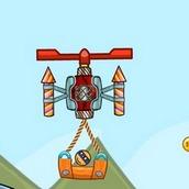 Игра Вертолёт перевозки