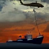 Игра Вертолёт морская авиация