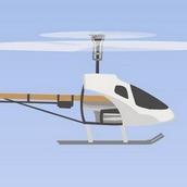 Игра Полёт на вертолёте