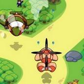Игра Вертолет для детей