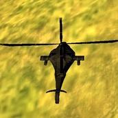 Игра Атакующий вертолёт 3D
