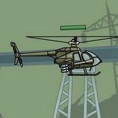 Игра Вертолёт против террористов