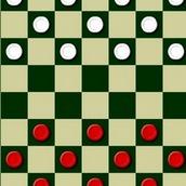 Игра Шашки на 1 игрока