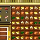 Игра Готовим суши линиями