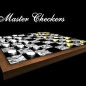 Игра Самые сложные шашки с компьютером