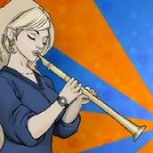 Игра Флейта