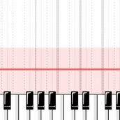 Игра Пианино на двоих и троих