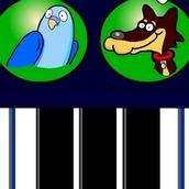 Игра Звериное пианино