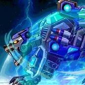 Игра Яростный робот-медведь