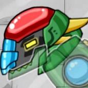 Игра Робот: стегоцерас