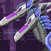 Игра Двухголовый робот-птерозавр