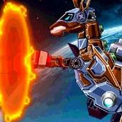 Игра Робот: кенгуру