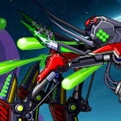 Игра Робот: тарантул