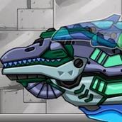 Игра Робот: мозозавр