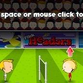 Игра Футбол головами: Евро 2012